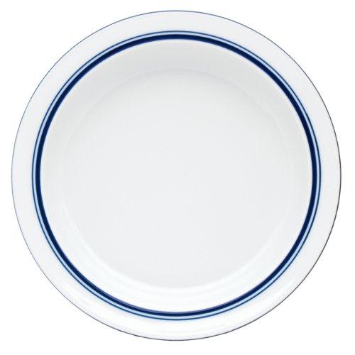 Dansk Bistro Christianshavn Soup Bowl, Blue