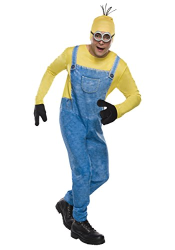 Rubie's Men's Movie Minion Costume, Kevin, Extra-Large ()