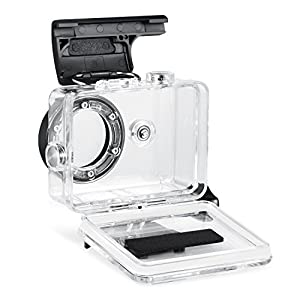 Vellhater Waterproof Underwater Plastic Camera Case Box for Camera