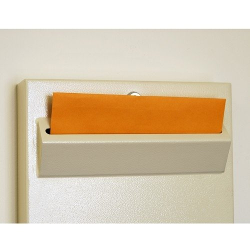 Protex LPD-161 Safe Low-Profile Wall Mount Drop Box by Protex (Image #5)'