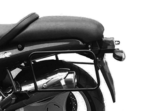 Hepco Becker Bags (Hepco & Becker Side Carrier Saddlebag Mount - BMW R 850 R R 1100 R - black - 650.621 00 01)