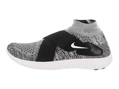 NIKE Black White Shoes W Pure 001 Women's Wolf 2017 Fk Grey Free Rn Motion Running Trail Multicolored Platinum q1wrPq7