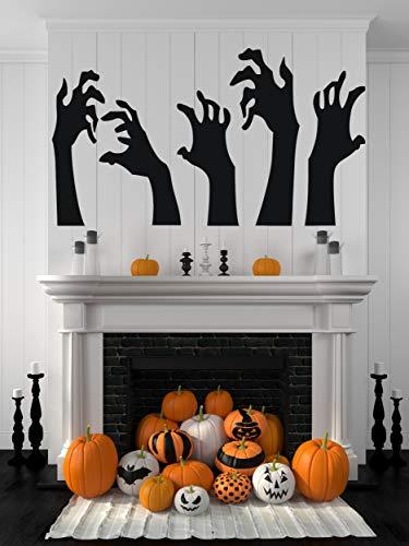 Halloween Home Decor Wall Decals - Indoor Halloween
