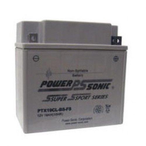 Sonic Acid Lead Battery Power - Power Sonic PTX19CLBS-FS Lead_Acid_Battery