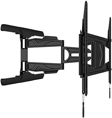 Xue TV Soporte de Pared, televisor LCD LED para 32 – 60 Pulgadas Rocker Pantalla telescópico de Pared de Montaje de electrodoméstico Sala de Clase cámara de reunión de Llamada de Video: