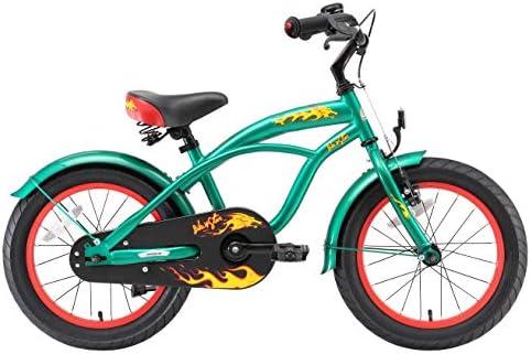 BIKESTAR® Premium 40.6cm (16 pulgada) Bicicleta Premium para los ...