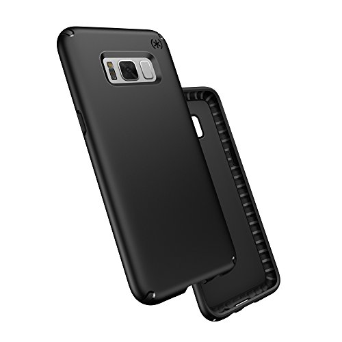 Speck Products Presidio Cell Phone Case for Samsung Galaxy S8 - Black/Black