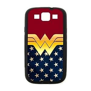 meilz aiaiHipster Wonder Woman Samsung Galaxy S3 I9300 Case Cover TPU Laser Technology American Flagmeilz aiai