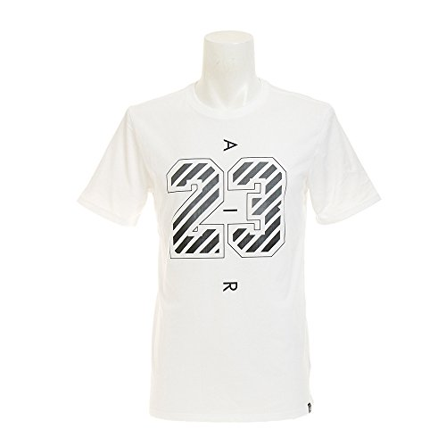 Nike 23 Air Dri-Fit Camiseta, Hombre blanco