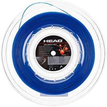 HEAD ユニセックス - 大人用 Velocity Mlt Roll テニスストリング ユニセックス - 大人用