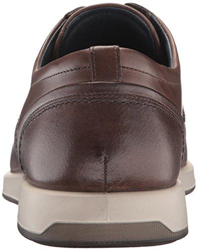 ECCO Jared, Zapatos de Cordones Derby para Hombre Marrón (2559dark Clay)