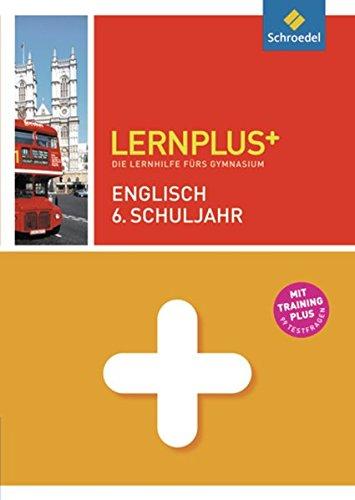 Lernplus - Die Lernhilfe fürs Gymnasium: Englisch 6