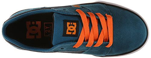 DC TONIKBYR Jungen Sneakers Blau (OCEAN DEPTHS - OCD)