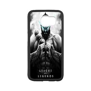 Samsung Galaxy S6 Phone Case League Of Legends W9E33674