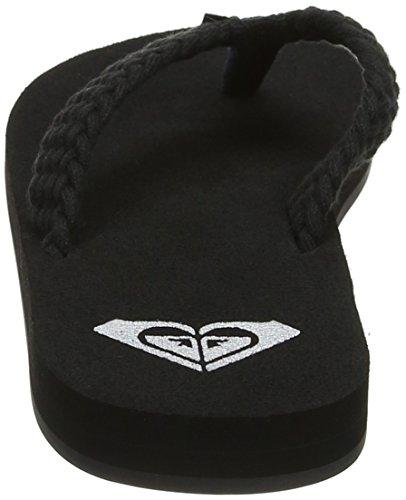 black Piscine Chaussures Blk Noir Femme Plage amp; Porto Roxy De Ii AwvEqSxYz
