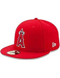59FIFTY Los Angeles Angels Of Anaheim MLB 2017 Authentic Collection On Field Game Cap