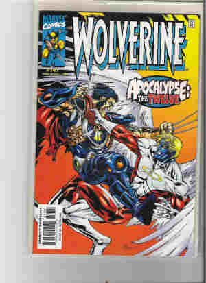 WOLVERINE COMIC BOOK BY MARVEL COMICS, #147 (APOCALYPSE THE TWELVE) pdf epub