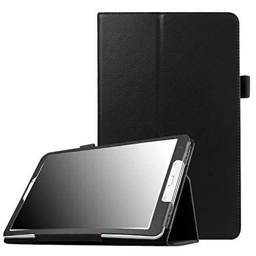 Tablet Case for Samsung Galaxy Tab E 9.6 (Black) - 8