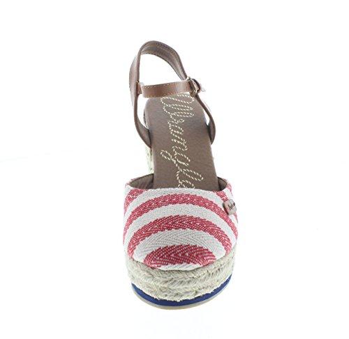 Wrangler - Sandalias de vestir para mujer assortiti - 456 RED/WHT