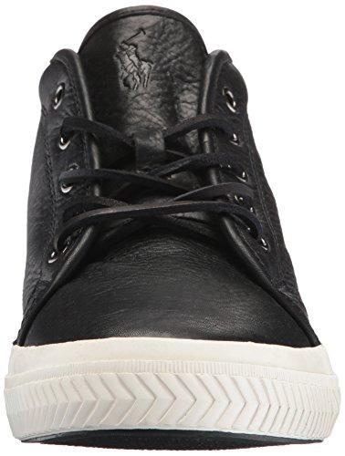 Polo Ralph Lauren Mens Thurlos Sneaker Nero
