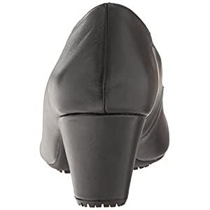 Dr. Scholl's Women's Executive Work Shoe, Black, 8 M US