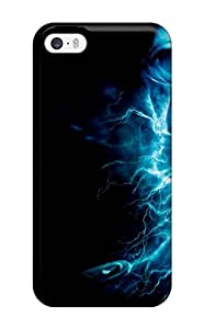 New Style 6970793K78492180 Awesome Case Cover/iphone 5/5s Defender Case Cover(free Phone)