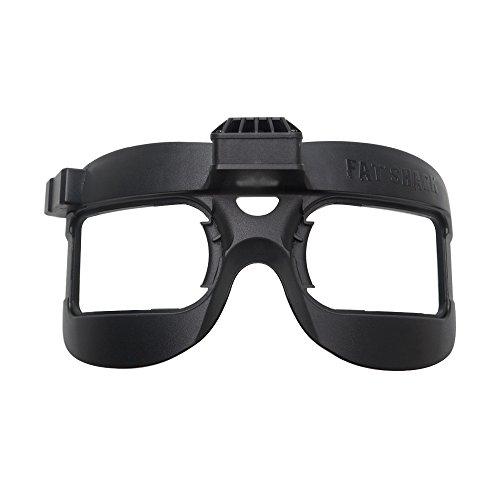 Fatshark Black Fan Face Plate for Attitude V3 FPV Goggle FSV2617