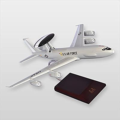 Mastercraft Collection MCE3AW E-3A Sentry Awacs 1-100 Wood Desktop Model