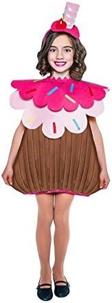 Disfraz de Cupcake para niña: Amazon.es: Juguetes y juegos