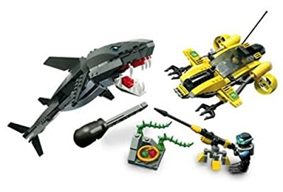 LEGO Aqua Raiders Tiger Shark Attack