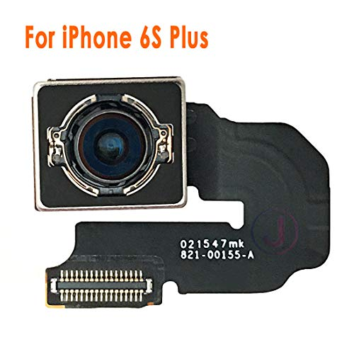 Johncase New OEM 12MP Autofocus Main Back Rear Camera Module Flex Cable Replacement Part Compatible for iPhone 6s Plus All Carriers