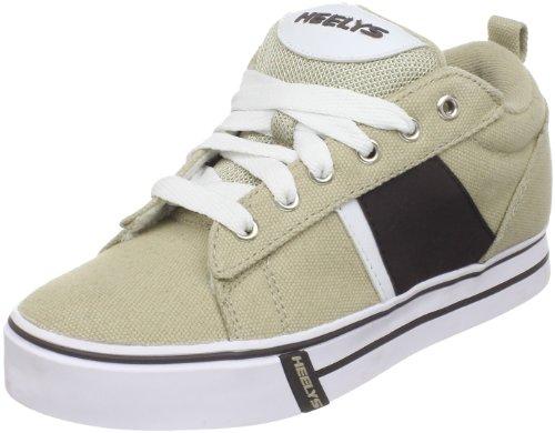 Heelys BLADE Blade - Zapatillas de lino para niños, color beige, talla 33