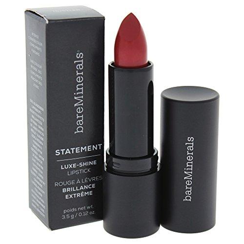 (Bareminerals Statement Luxe-shine Lipstick, Hustler, 0.12 Ounce)