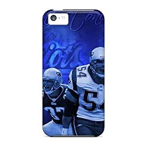 PwC22709XTNH Cases Covers Protector For Iphone 5c New England Patriots Cases