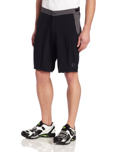Pearl Izumi Men's Canyon Short, Black, X-Large