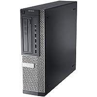 Dell 790 SFF Desktop, Intel Core i3 2120 3.3 GHz, 4 GB DDR3, 250 GB, Windows 7 Pro, Negro Reacondicionado (Renewed)