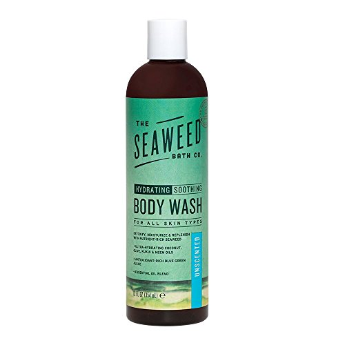 The Seaweed Bath Co. Body Wash, Unscented (Aloe Seaweed Gel Vera)