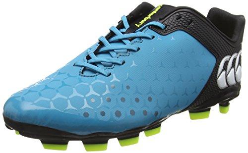 Canterbury Control Club Blade, Botas de Rugby para Hombre Azul (X13 Atomic Blue)