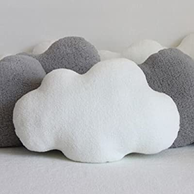 Amazon.com: Almohada hecha a mano estilo nórdico ins blanco ...