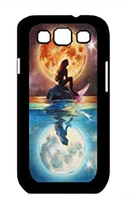 CreateDesigned The Little Mermaid Disney Princess Ariel Cover Case For Samsung Galaxy S3 - Samsung S3 Case S3CD00447
