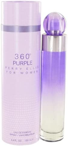 Perry Ellis 360 Purple by Perry Ellis Eau De Parfum Spray