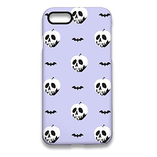 (Case iPhone 7 iPhone 8 Halloween Pumpkin Fiesta Case Protective Cover Anti-Scratch Resistant Cover Case)