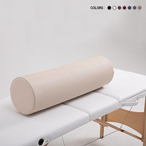 - Dr.lomilomi Jumbo Full-round Massage Bolster (Jumbo Full-round 621, Vanilla)