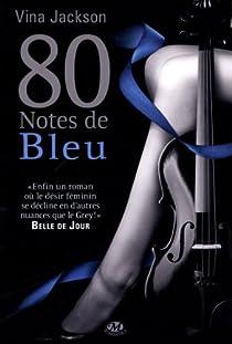 80 notes de bleu par Jackson