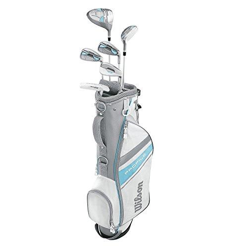 Wilson Profile Girl's Large Golf Set, Right Hand