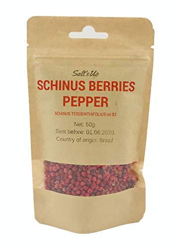 SCHINUS BERRIES PEPPER catering bag 11lb