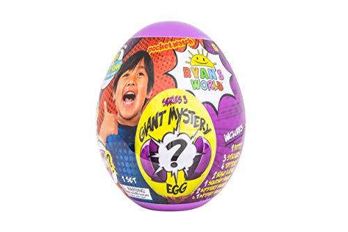 Ryan's World Giant Mystery Egg Series 3