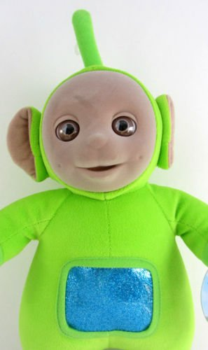 Teletubbies Dipsy Green 14