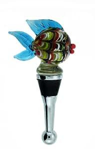 Colorful Tropical Fish Design Wine Stopper (Multi Color) #68