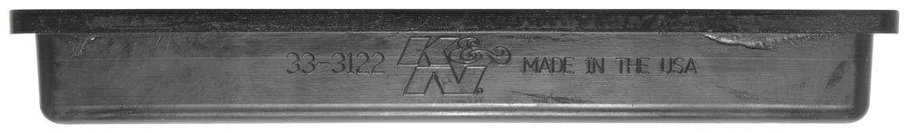 K/&N 33-3122 Filtre /à air Rouge